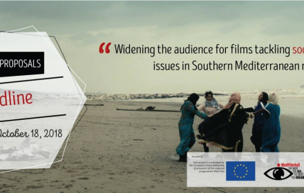 EU-funded MedFilm4all launches its second Call for Proposal