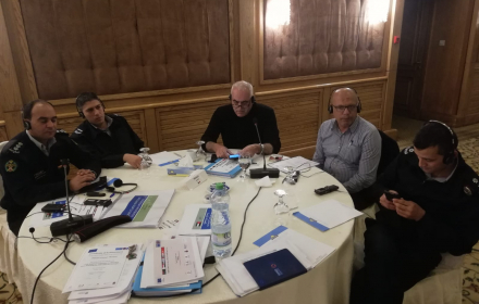 Jordan, Palestine : EU-funded regional workshops on how to implement disaster risk reduction action plans