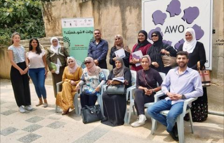 EU funds trainings in Jordan and Lebanon to raise awareness on combating violence against women