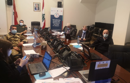 EU-funded PPRD South 3 trains Lebanese decision makers on natural risk management