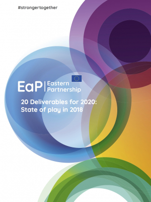 Eastern Partnership – 20 Deliverables for 2020: State of play in 2018