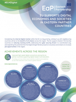 EU supports digital economies and societies in Eastern Partner countries