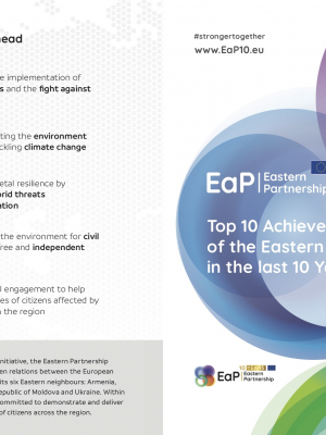 Top 10 Achievements of the Eastern Partnership in the last 10 Years