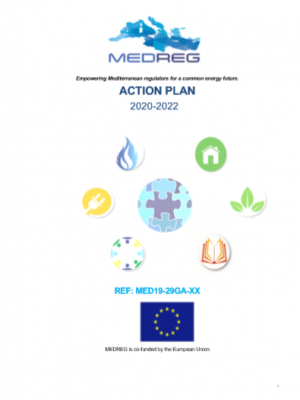 MEDREG's 2020 - 2022 Action Plan