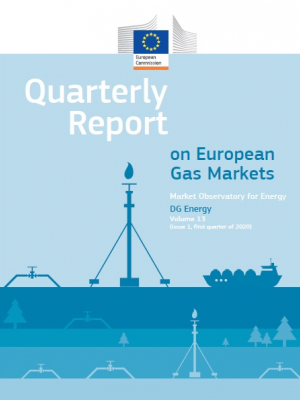 Quarterly report on European gas markets
