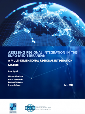 EMEA EMNES study - Assessing regional integration in the Euro-Mediterranean