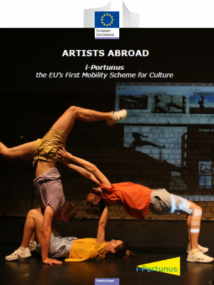 Artists abroad - i-Portunus, the EU's First Mobility Scheme for Culture