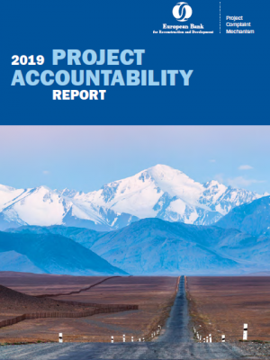 2019 EBRD Project Accountability Report