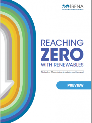 Reaching Zero with Renewables