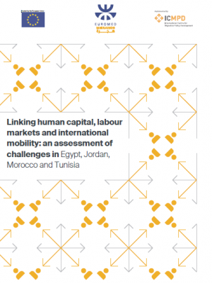 "Euromed Migration study - ""Linking human capital, labour markets and international mobility: an assessment of challenges in Egypt, Jordan, Morocco and Tunisia"""