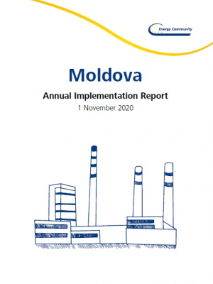 Annual Implementation Report 2020 - Moldova