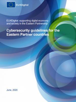 Cybersecurity guidelines for the Eastern partner countries