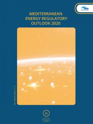 MEDREG Mediterranean Energy Regulatory Outlook 2020