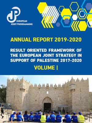 2019-2020 report of the Result-Oriented Framework (ROF) of the European Joint Strategy in support of Palestine (EJS)
