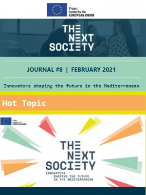THE NEXT SOCIETY Journal n°8 – February 2021