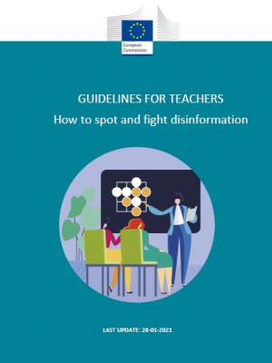 Guidelines for teachers – How to spot and fight disinformation