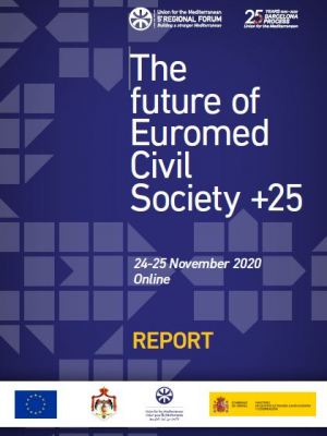 The future of Euromed Civil Society +25