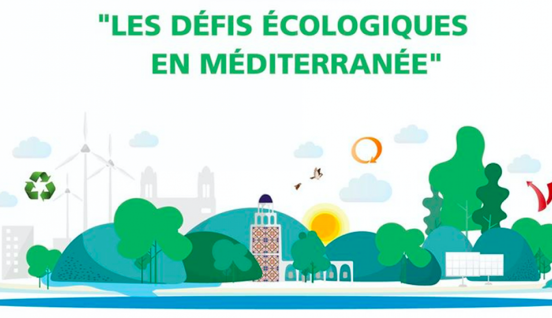 """ Ecological Challenges in the Eyes of Mediterranean Youth"": an overview of the ecological challenges in the Mediterranean region"
