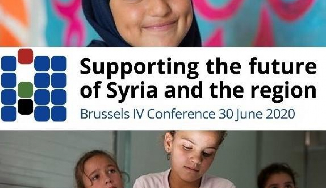 Syrian crisis: EU mobilises an overall pledge of €6.9 billion for 2020 and beyond