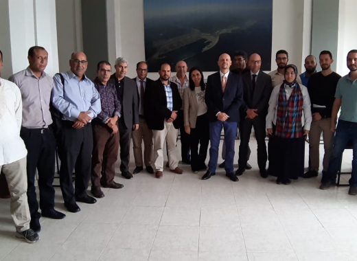 Moroccan merchant marine inspectors benefited from EU-funded training on Port State Control