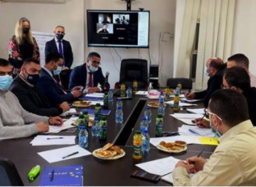 European Union Police and Rule of Law Mission trains Palestinian officials to spot possible corruption in official declarations