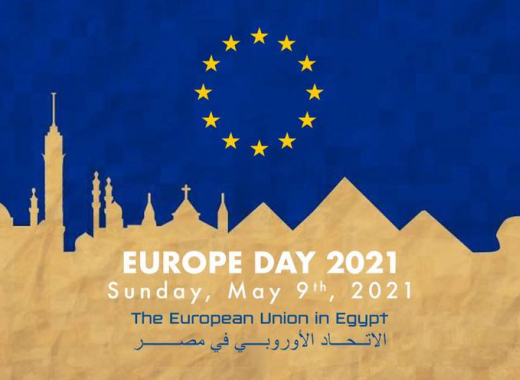 Egypt : Celebrate Europe Day virtually with the EU Delegation