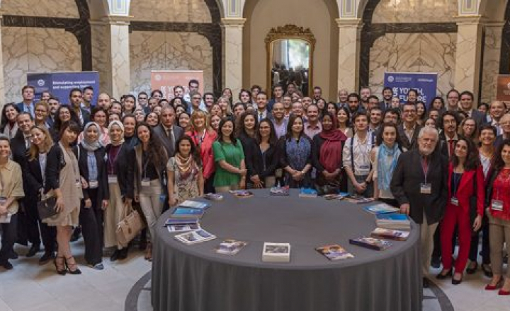Youth and civil society commit to strengthening practical cooperation and development in the Mediterranean