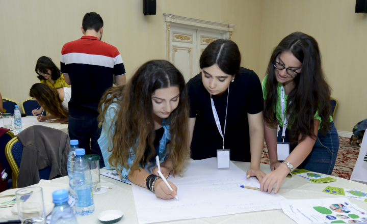 EU-supported EuroSchool brings together talented and ambitious youth of Azerbaijan