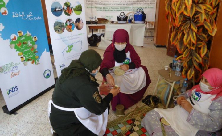 EU-funded Support Programme PADSEL-NOA provides trainings to rural women and youth