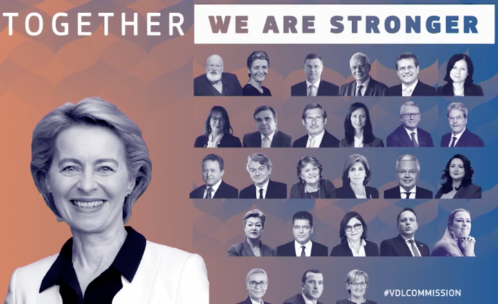 The von der Leyen Commission – one year on