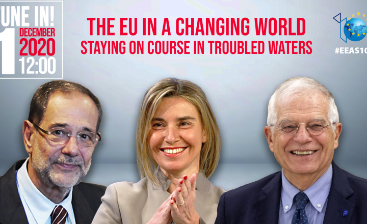 The EU in a changing world – Staying on course in troubled waters