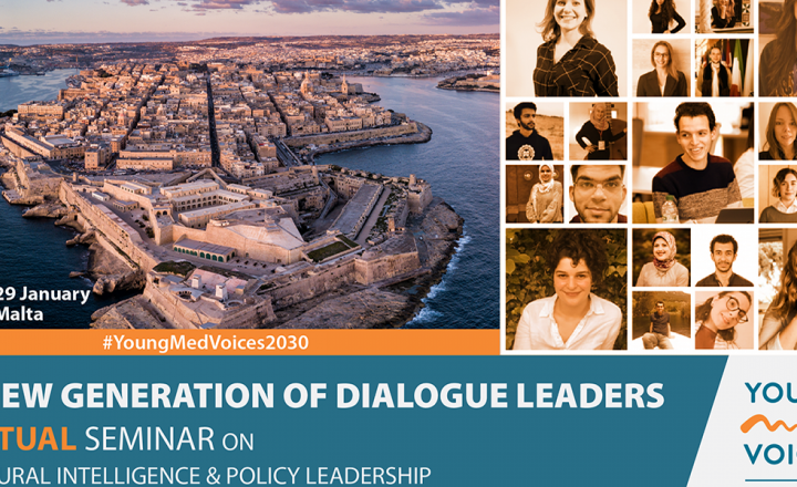 Young Med Voices Virtual Leadership Seminar 2021: a unique access to experienced global leaders and EU policy-makers