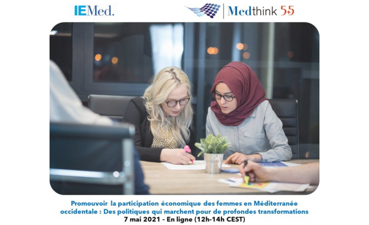New MedThink 5 + 5 webinar: Fostering women's economic participation