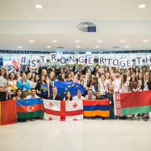 Young European Ambassadors share their vision for the Eastern Partnership