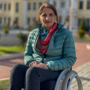 'I kept going' – supporting persons with disabilities during the pandemic