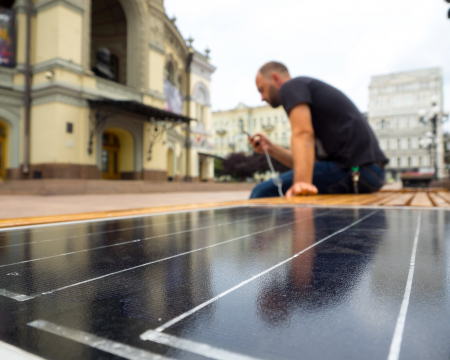 EU4Energy: Training Ukraine's government in renewable energy legislation