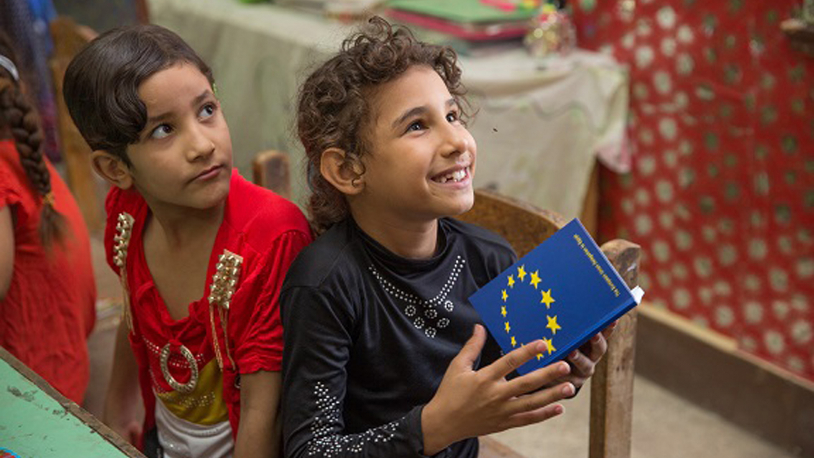 The European Union and the World Food Programme (WFP)
