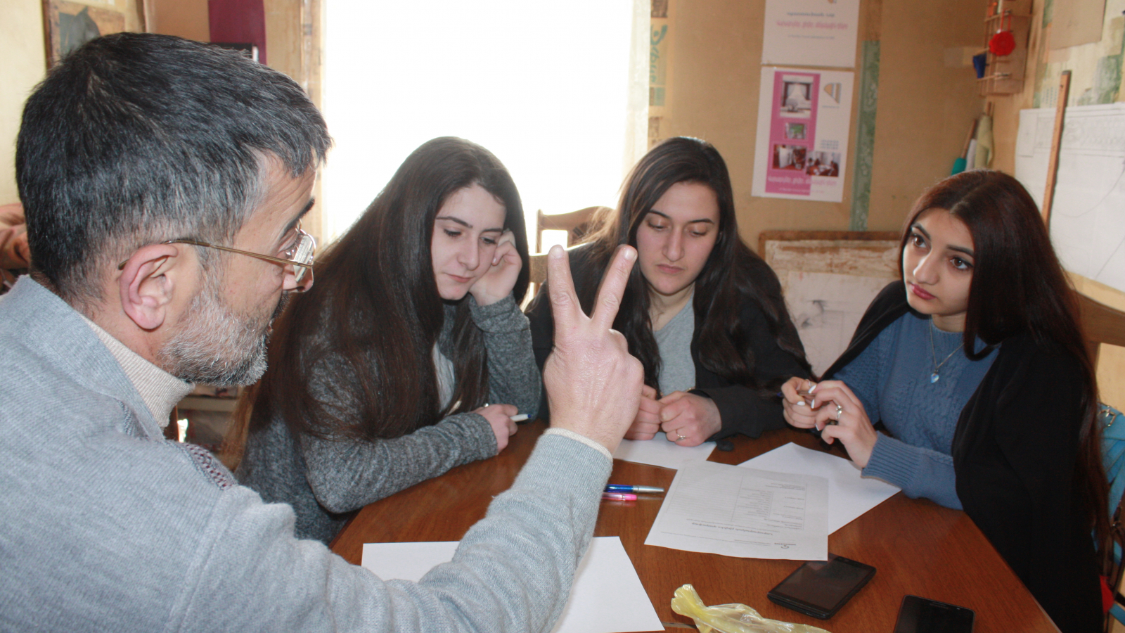 The non-governmental sector is the driving force in the process of social entrepreneurship development in Armenia