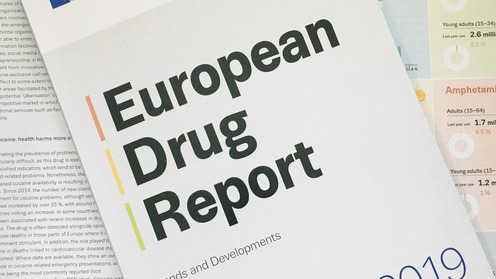 European Drug Report 2019
