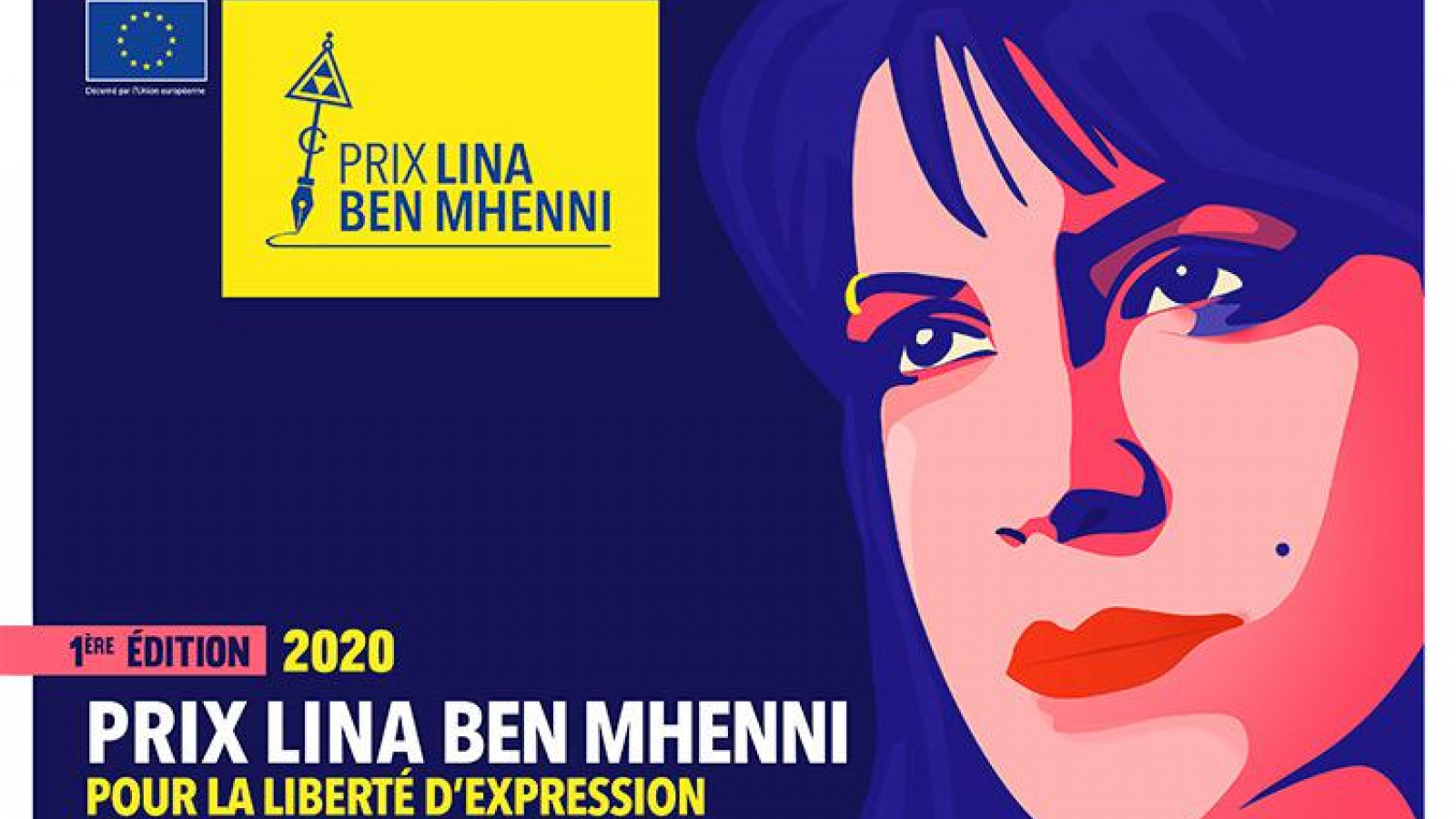 "Media: The EUD to Tunisia launches ""Lina Ben Mhenni Prize for the freedom of expression"""