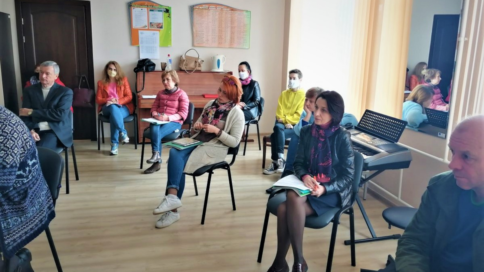 Training of teachers