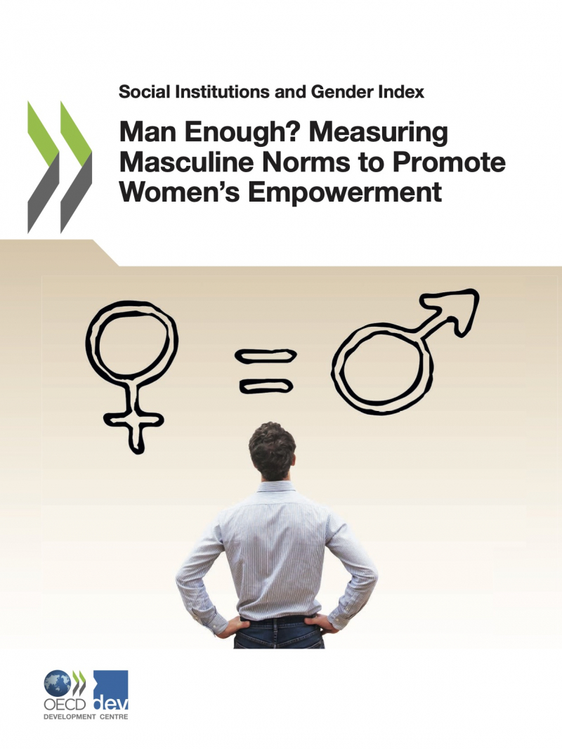 Man Enough? Measuring Masculine Norms to Promote Women's Empowerment